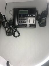 Panasonic KX-TG4000B 2.4 GHz 4 Lines Corded / Cordless Phone