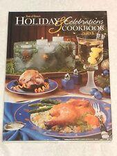 Holiday & Celebrations Cookbook 2003 - Taste of Home's