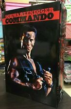 "Neca Commando 40th ANNIVERSARIO John Matrix Arnold 7"" Action Figure"