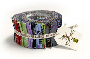 """"""" ALMOST AMISH """" Patchwork Pixie Strips by RJR Fabrics. 40 strips 2 1/2"""" x 44"""""""