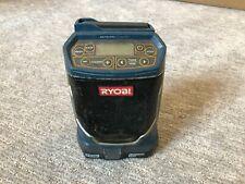 Ryobi 18V Portable Job-site Radio Am/Fm Radio With Aux Input P741