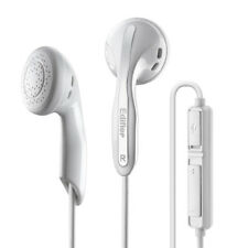 Edifier K180 Classic Computer Earbud Headsets (with Mic Connectors) - White