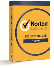 NORTON (Internet) SECURITY 3.0 2016 5 Geräte / 1-Jahr PC/Mac/Handy/Tablet / KEY