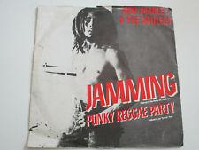 45 Giri - Vinile - Bob Marley & The Wailers - Jammming - Punky Reggae Party