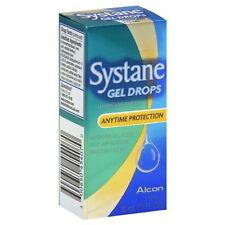 Systane Liquid Gel Lubricant Eye Drops 10mL Each