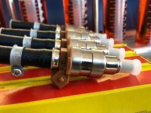 Alfa Romeo 75 Turbo Injectors Genuine Brand New Bosch Replacement Fuel injectors