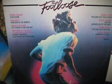 Footloose (Original Motion Picture Soundtrack) - 1984 Rock Vinyl LP - EX/EX