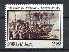 35967) POLAND 1980 MNH** November uprising 1v