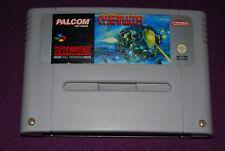 CYBERNATOR - NCS Corp./Palcom - Jeu Action Plate-Forme Super Nintendo SNES NOE