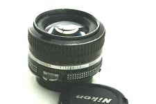 Nikon Nikkor 50mm f/1.4,  AI, MF