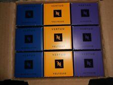 90 CAPSULES NESPRESSO VERTUO - 40 ML - 3 variétés de café différents -