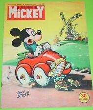 Le journal de Mickey Nº 167 de 1955-Walt Disney France-Mickey