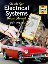 Classic Car Electrical System Repair Manual-ExLibrary