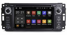 Android 7.1 Car Stereo Radio DVD Player GPS Navigation For Dodge Nitro Journey