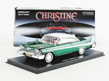 GREENLIGHT COLLECTIBLES 1/43 - PLYMOUTH FURY CHRISTINE - 1958 - 86529GR