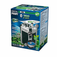 JBL CristalProfi e 702 greenline  Außenfilter für Aquarien von 60 - 200 Litern