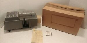 Vintage Sears 150 Realist 35mm Slide Projector Works Boxed Near Mint L@@K