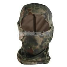 Quick Dry Hood Balaclava Full Face Mask Neck Warmer Hat Cap Hunting Skiing