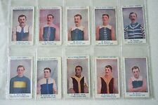 1905 Wills Capstan Cigarettes Past & Present Champions Select a card from menu.