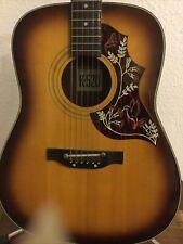 Kay K-520 Hummingbird Korean Guitar [old Guitar Rare]