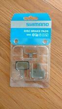 Shimano Disc Brake Pads M05 Resin pads and spring / Y8B698010