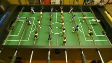 Kickertisch Kicker Tischfussball 140x74 Stabile Ausführung mit Bällen Abh. 53773