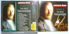 JAMES LAST - The best of the great instrumentals - CD