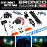 Traxxas 8035 TRX-4 Led light Set Complete w/Power Supply for Ford Bronco Body