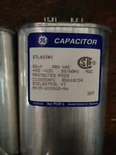 Ge General Electric Capacitor Lot of 5.
