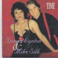 Donna Lynton&Mike Silk-Time cd single