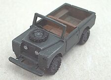 SGTS MESS LR03 1/72 Multimedia British Land Rover MKII-Short Wheel Base+ Options