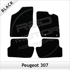 Peugeot 307 2001 - 2003 2004 2005 2006 2007 2008 Tailored Fitted Carpet Car Mats
