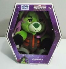 Build A Bear Marvel Mini Guardians Of The Galaxy Gamora Retired 2016 NWT
