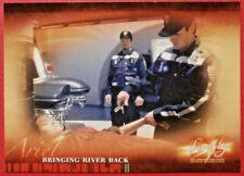 Joss Whedon's FIREFLY - Card #38 - BRINGING RIVER BACK - Inkworks 2006