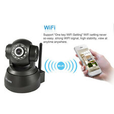 Sricam Wireless IP Camera WiFi IR LED 2-Way Audio Pan/Tilt IP Webcam Nightvision