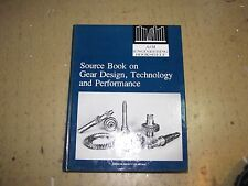 ASM-Source Book On Gear Design, Technology, and Performance-Howes