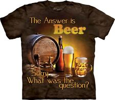 Beer Outdoor T Shirt Adult Unisex The Mountain