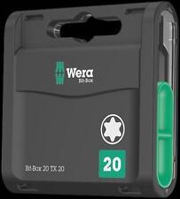 Wera Bit-Box 20 Stück TX20