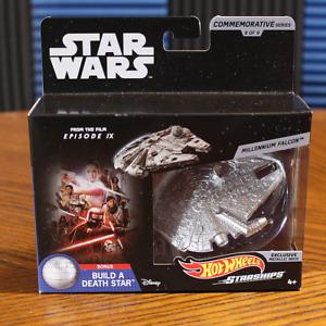 [Pre-Order] Millennium Falcon - Star Wars Commemorative Starships - Hot Wheels