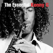 KENNY G (2 CD) THE ESSENTIAL ~ JAZZ / SAX ~ MICHAEL BOLTON~CHAKA KHAN 80's *NEW*