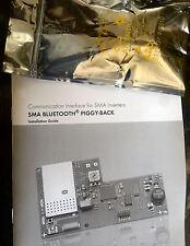 Solar SMA Bluetooth Piggy-Back traffico strada-rotaia MONITORAGGIO INVERTER btpbinv-nr