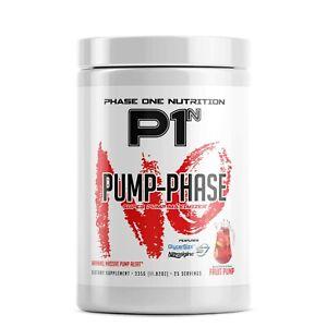 Phase One - Pump Phase - Stim Free Pre-Workout