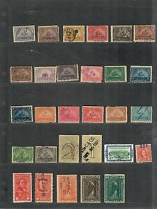 US Revenue Stamp Collection Mixed Condition #5