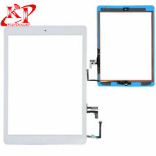 iPad Air iPad 5 A1474 A1822 Touch Screen Digitizer Replacement White Home Button