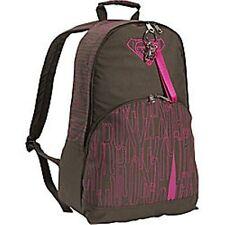ROXY Poppy Chocolate Magenta Rose Backpack - END OF SEASON SALE