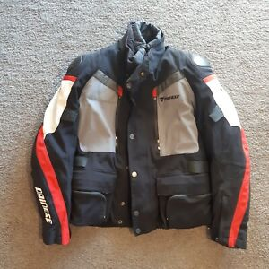 Dainese D-Stormer D-Dry. Motorbike Jacket Size 54.