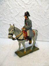 Figurine : Napoléon à cheval en plomb  Starlux