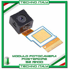 FOTOCAMERA back camera POSTERIORE 8MP SAMSUNG GALAXY S2 GT-I9100