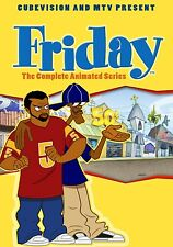 Friday: The Complete Animated Series [DVD Box Set, Region 1, 1-Disc] NEW