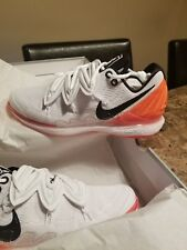 Nike Air Zoom Vapor X Kyrie V 5 Hard Court Tennis Shoe Hot Lava Size 10 efb0f2cd3
